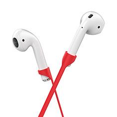 Correa Deportiva Cable Anti-Perdido Sport Strap C03 para Apple AirPods Rojo