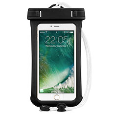 Funda Bolsa Impermeable y Sumergible Universal para Apple iPhone 11 Negro