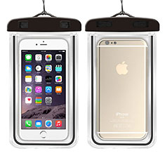 Funda Bolsa Impermeable y Sumergible Universal W01 para Apple iPhone 11 Pro Max Negro