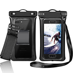 Funda Bolsa Impermeable y Sumergible Universal W05 para Apple iPhone 11 Negro
