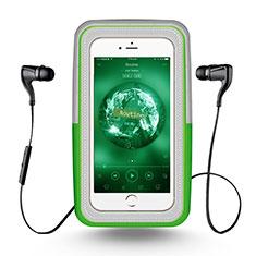 Funda Brazalete Deportivo Brazo Correr Universal para Nokia 3310 2017 Verde