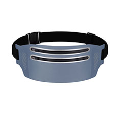 Funda Cinturon Brazo Correr Universal L07 para Nokia 3310 2017 Gris