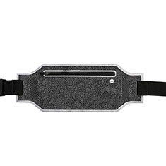 Funda Cinturon Brazo Correr Universal L08 para Nokia 3310 2017 Negro