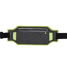 Funda Cinturon Brazo Correr Universal L08 para Nokia 3310 2017 Verde