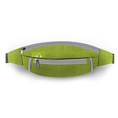 Funda Cinturon Brazo Correr Universal L09 para Nokia 3310 2017 Verde