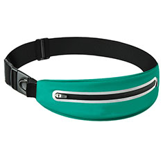 Funda Cinturon Brazo Correr Universal L11 para Nokia 3310 2017 Verde