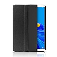 Funda de Cuero Cartera con Soporte Carcasa L01 para Huawei MatePad 10.8 Negro