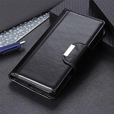 Funda de Cuero Cartera con Soporte Carcasa L01 para Nokia 5.3 Negro