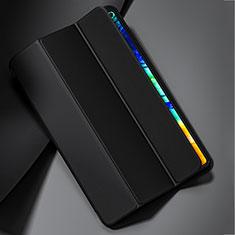 Funda de Cuero Cartera con Soporte Carcasa L02 para Huawei MatePad Pro 5G 10.8 Negro