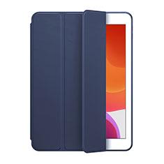 Funda de Cuero Cartera con Soporte Carcasa L02 para Huawei MediaPad M6 8.4 Azul