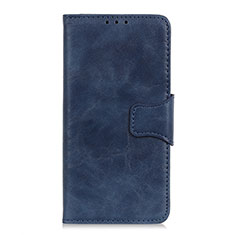 Funda de Cuero Cartera con Soporte Carcasa L02 para Sony Xperia 8 Lite Azul