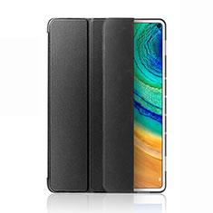 Funda de Cuero Cartera con Soporte Carcasa L03 para Huawei MatePad Pro 5G 10.8 Negro