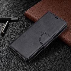 Funda de Cuero Cartera con Soporte Carcasa L03 para Sony Xperia L4 Negro