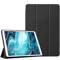 Funda de Cuero Cartera con Soporte Carcasa L04 para Huawei MediaPad M6 10.8 Negro