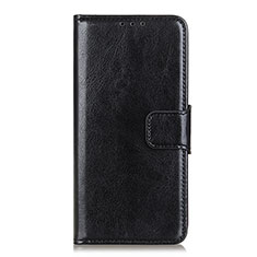 Funda de Cuero Cartera con Soporte Carcasa L04 para Xiaomi Mi Note 10 Lite Negro
