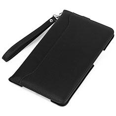 Funda de Cuero Cartera con Soporte Carcasa L05 para Huawei MatePad 10.4 Negro