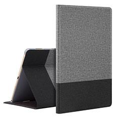 Funda de Cuero Cartera con Soporte Carcasa L07 para Huawei MediaPad M6 10.8 Gris