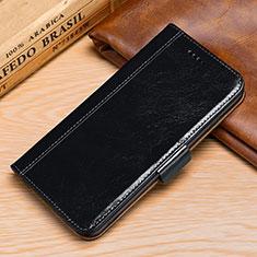 Funda de Cuero Cartera con Soporte Carcasa P01 para Samsung Galaxy S9 Negro