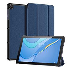 Funda de Cuero Cartera con Soporte Carcasa para Huawei MatePad T 10s 10.1 Azul