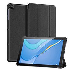 Funda de Cuero Cartera con Soporte Carcasa para Huawei MatePad T 10s 10.1 Negro