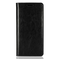 Funda de Cuero Cartera con Soporte Carcasa para Sony Xperia XZ2 Negro