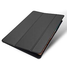 Funda de Cuero Cartera con Soporte Carcasa para Xiaomi Mi Pad 4 Plus 10.1 Negro