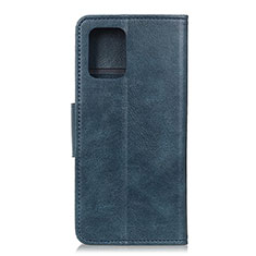 Funda de Cuero Cartera con Soporte Carcasa T05 para Samsung Galaxy S20 Ultra Azul