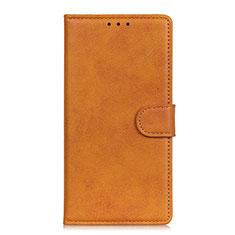 Funda de Cuero Cartera con Soporte Carcasa T14 para Samsung Galaxy Note 20 Ultra 5G Naranja