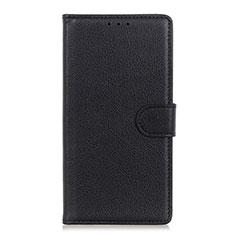 Funda de Cuero Cartera con Soporte Carcasa T16 para Samsung Galaxy Note 20 5G Negro