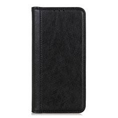 Funda de Cuero Cartera con Soporte Carcasa T19 para Samsung Galaxy Note 20 5G Negro