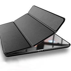 Funda de Cuero Cartera con Soporte L03 para Xiaomi Mi Pad 3 Negro