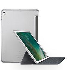 Funda de Cuero Cartera con Soporte para Apple iPad Pro 12.9 (2017) Claro