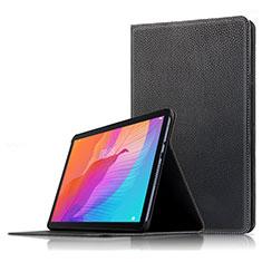Funda de Cuero Cartera con Soporte para Huawei MatePad T 10s 10.1 Negro