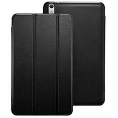 Funda de Cuero Cartera con Soporte para Huawei MediaPad T2 8.0 Pro Negro