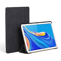 Funda de pano Cartera con Soporte para Huawei MatePad 10.8 Negro