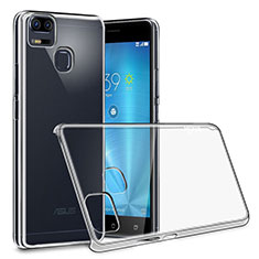 Funda Dura Cristal Plastico Rigida Transparente para Asus Zenfone 3 Zoom Claro