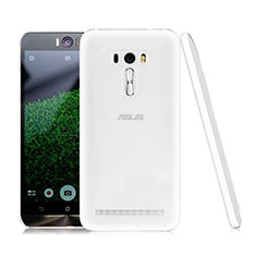 Funda Dura Cristal Plastico Rigida Transparente para Asus Zenfone Selfie ZD551KL Claro