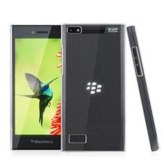 Funda Dura Cristal Plastico Rigida Transparente para Blackberry Leap Claro
