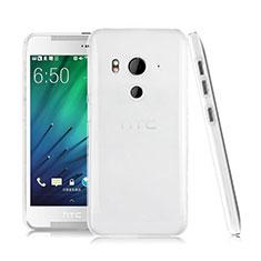 Funda Dura Cristal Plastico Rigida Transparente para HTC Butterfly 3 Claro
