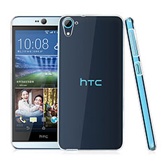 Funda Dura Cristal Plastico Rigida Transparente para HTC Desire 826 826T 826W Claro