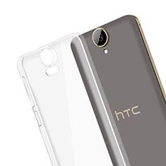 Funda Dura Cristal Plastico Rigida Transparente para HTC One E9 Plus Claro