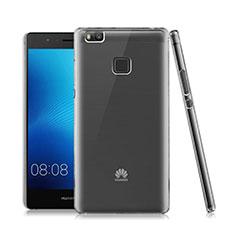 Funda Dura Cristal Plastico Rigida Transparente para Huawei P9 Lite Claro