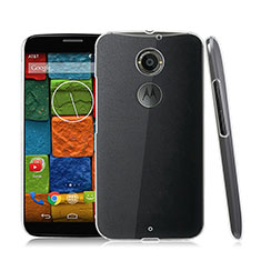 Funda Dura Cristal Plastico Rigida Transparente para Motorola Moto X (2nd Gen) Claro