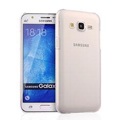 Funda Dura Cristal Plastico Rigida Transparente para Samsung Galaxy J5 SM-J500F Claro