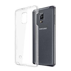 Funda Dura Cristal Plastico Rigida Transparente para Samsung Galaxy Note Edge SM-N915F Claro
