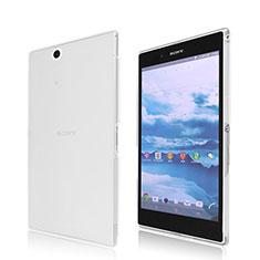 Funda Dura Cristal Plastico Rigida Transparente para Sony Xperia Z Ultra XL39h Claro