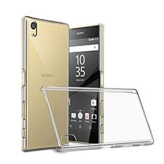 Funda Dura Cristal Plastico Rigida Transparente para Sony Xperia Z5 Claro