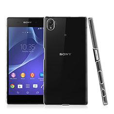 Funda Dura Cristal Plastico Rigida Transparente para Sony Xperia Z5 Premium Claro