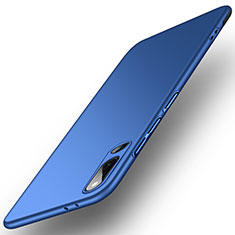 Funda Dura Plastico Rigida Carcasa Fino Arenisca para Huawei Honor Magic 2 Azul