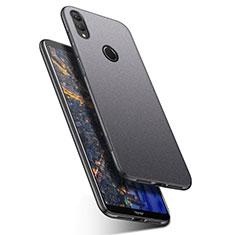 Funda Dura Plastico Rigida Carcasa Fino Arenisca para Huawei Honor Note 10 Gris